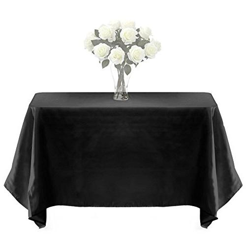 Lann's Linens Polyester Wedding, or use 90 x in. Black