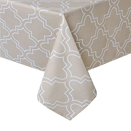 rectangle polyester table cover