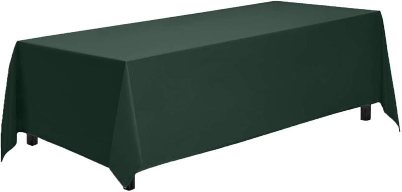 rectangle tablecloth 70 x 120 inch hunter