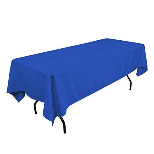 rectangular polyester table cloth
