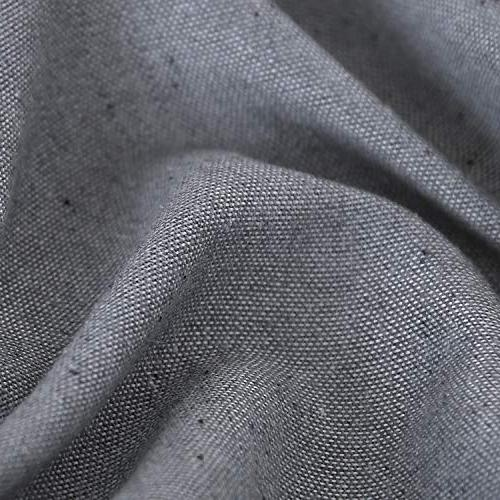 Deconovo Recycle Cotton Tablecloth Resistant and Waterproof Tablecloths Tablecloths x Inch Gray and