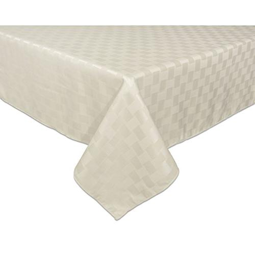 reflections spill proof square tablecloth