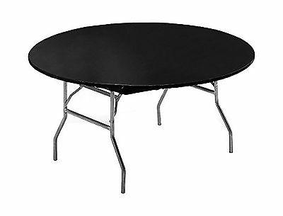 round plastic stay put tablecover