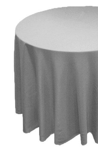 round poly table cloth
