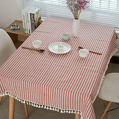 ColorBird Cotton Linen Dust-Proof Cover for Kitch