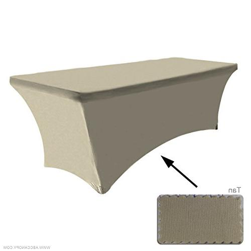 table cloth fitted polyester tablecloth