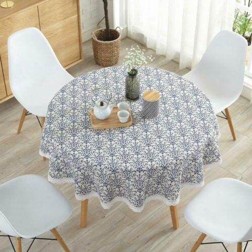 ColorBird Vintage Pattern Tablecloth