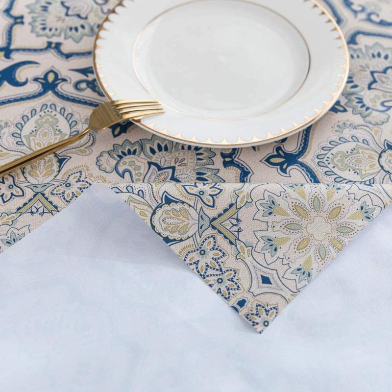 Leevan Table Wipe Pvc Tablecloths Stain