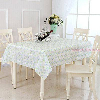 Cloth Cover Home Dining Kitchen Decor