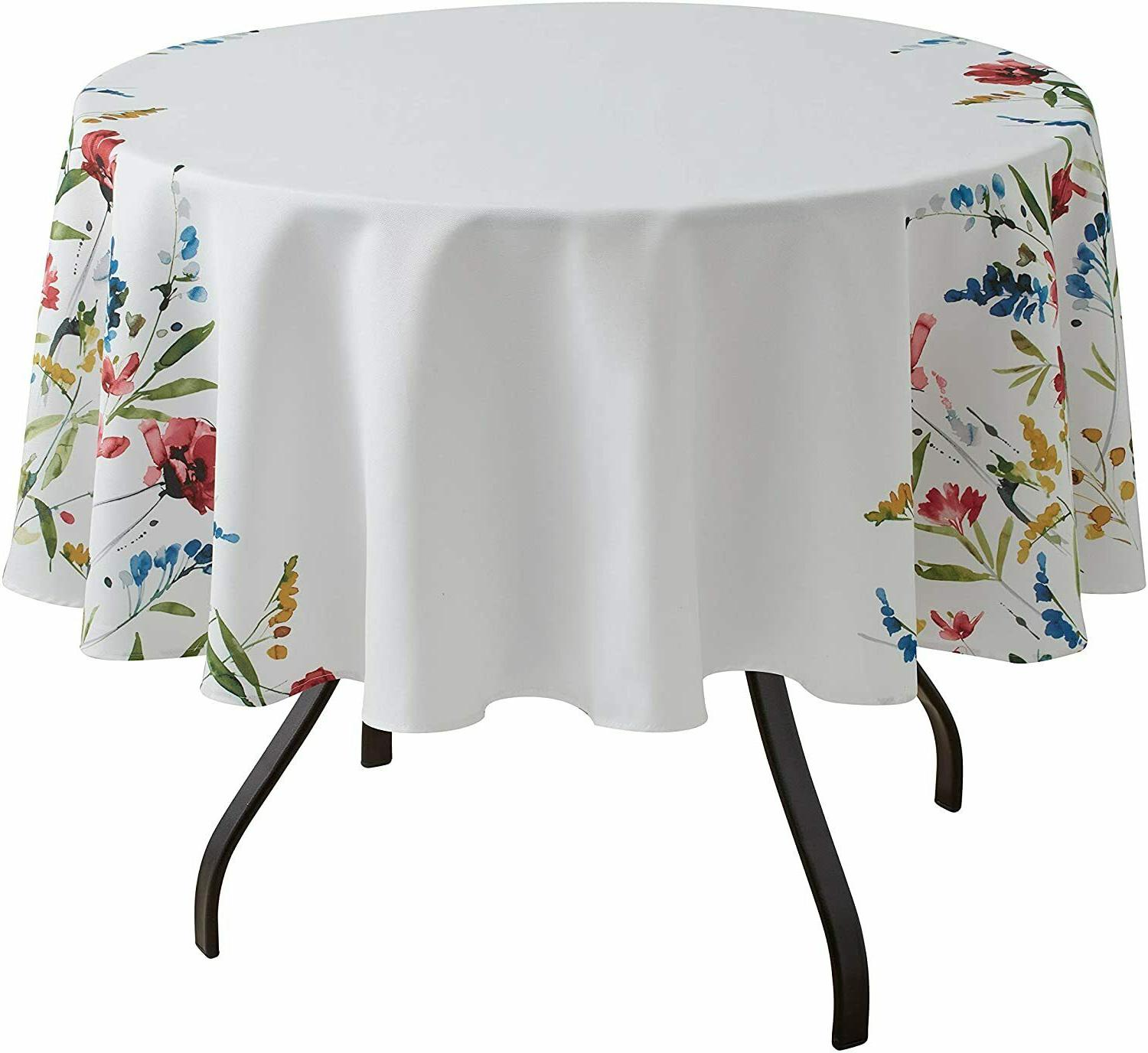 Benson Mills Indoor/Outdoor Tablecloth