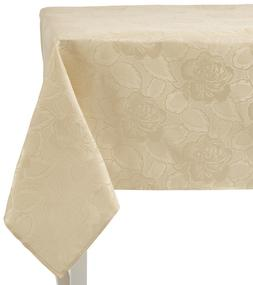 Regal Home Collections Laura Floral Fabric Tablecloth - Asso