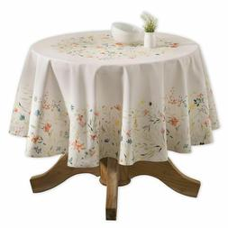Maison d' Hermine Colmar 100% Cotton Tablecloth 63 inch Roun