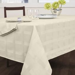 maison fabric tablecloth heavy wrinkle resistant by