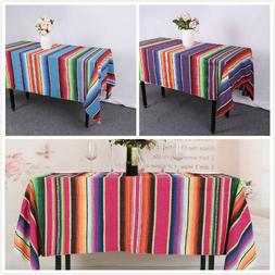 TRLYC Mexican Tablecloth Yoga Blanket Picnic Table Banquet P