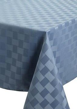 NEW Bardwill Reflections Spillproof Microfiber Tablecloth St