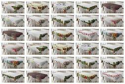 New Year Tablecloth Ambesonne 3 Sizes Available Rectangular