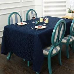 Obstal Rectangle Table Cloth, Oil-Proof Spill-Proof and Wate
