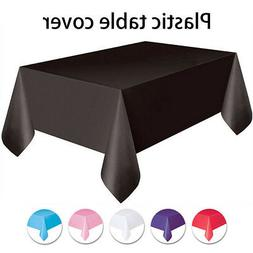 Rectangle Tablecover Table Cover Satin for Banquet Wedding P