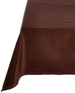 LinenTablecloth 60 x 102-Inch Rectangular Polyester Tableclo