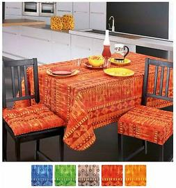 Sequoia tablecloth PLASTIC various sizes