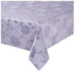 spring purple rectangle tablecloth 60 x 84