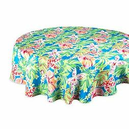 DII Spring & Summber Tablecloth, Spill Proof and Waterproof