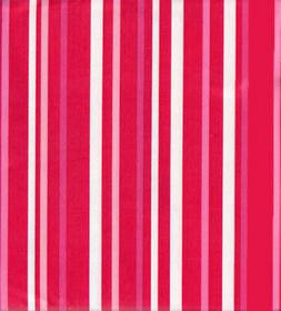 Square Tablecloth Valentines Day Stripe Card Table Cover Red