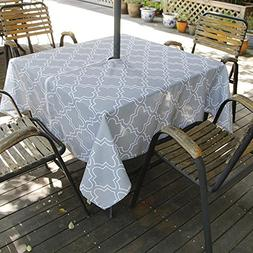 square umbrella tablecloth