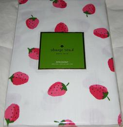 Kate Spade STRAWBERRIES Red, Pink, White & Green Tablecloths