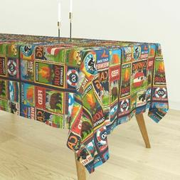 Tablecloth Camping Camping Patches Summer Vacation Camp Outd