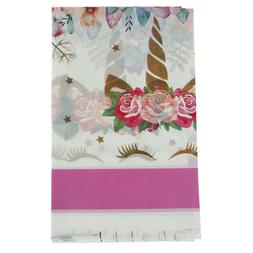 tablecloth disposable party table cover for kids birthday pa