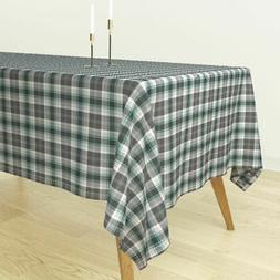 Tablecloth Tartan Plaid Buffalo Check Modern Geometric Class