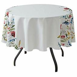 Tablecloths Benson Mills Wild Flower Indoor/Outdoor Spillpro