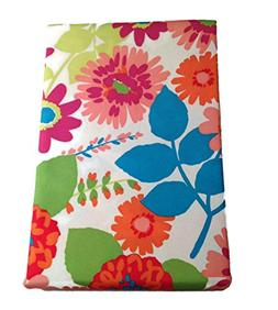 "Arlee Umbrella Tablecloth with Zipper - Marni Floral, 60"" X"