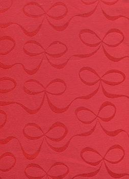 Kate Spade All Wrapped Up Cranberry Red Tablecloth, 60-by-12